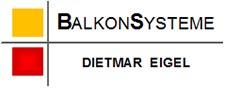 BalkonSysteme Eigel