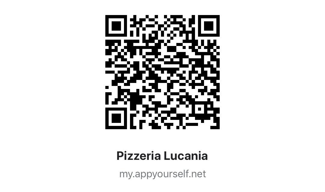 Pizzeria und Eiscafe Lucania